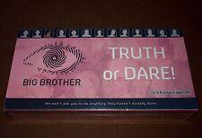 Gran hermano de verdad o Dare Adulto Juego de Mesa por Avekki Studios Ltd 2006