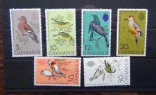 Cayman Islands 1974 Birds 1st Series MNH