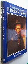 2 Books ULYSSES S. GRANT F. Norton Boothe ROBERT E. LEE Ian Hogg HC DJ 1990 - E1