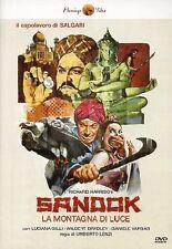 Sandok - La Montagna Di Luce (1964) DVD