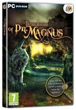 Dreamatorium of Dr Magnus (PC-CD) BRAND NEW SEALED PUZZLE