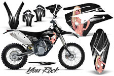 HUSABERG FE 390/450/570 09-12 GRAPHICS KIT DECALS STICKERS CREATORX YRB