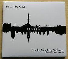 FABRIZIO DE ANDRE' - SOGNO N°1 - DIGIPAK CD SIGILLATO (SEALED)