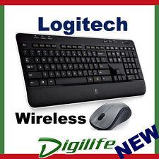 Logitech MK520R Wireless Combo Full Size Wireless Keyboard & Mouse