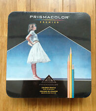 Prismacolor Premier 132 Piece Colored Art Pencil Tin 12 more than the 120 Pc Set