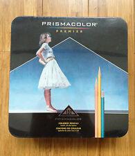 Prismacolor Premier 132 Piece Colored Art Pencil Tin 12 more than the 120 Pc Set