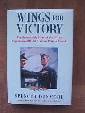 British Commonwealth Air Training Plan in Canada book HB/DJ WW II - Dunmore