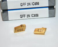 GIP 3.00E-1.50 IC9015 ISCAR *** 10 INSERTS *** FACTORY PACK ***