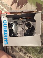 Shimano SL-TX50 3 By 7 Speed Shifters. NEW!