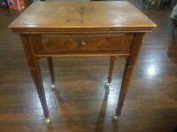 Vintage  Walnut Singer Sewing Machine Cabinet.4015-90's, 15-91's, 66-16's, 201-2