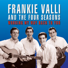 Frankie Valli and the Four Seasons : Working My Way Back to You CD (2012)