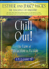 Abraham-Hicks Esther 2 DVD Chill Out Law of Attraction In Action #4