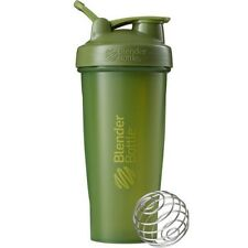 Blender Bottle Classic 28 oz Shaker Cup SportMixer - NEW Full Moss Green