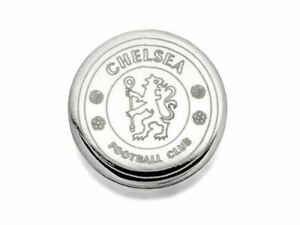 Chelsea FC Jewellery Stainless Steel Stud Single Earring Officially Licensed NEW