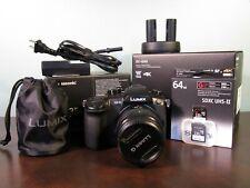 Panasonic Lumix GH5 w/ 12-35mm F2.8 II Lens, VLOG & More