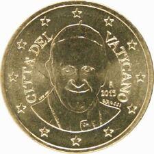 Pièces euro du Vatican année 2015 50 Cent