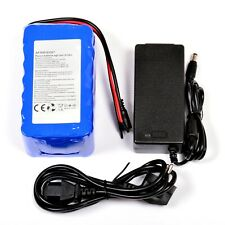 Pack Battery 24 Volt 10Ah 24V Peak 15a Rechargeable Alta Quality' Lithium F1C1