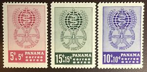 Panama 1962 Anti Malaria MNH