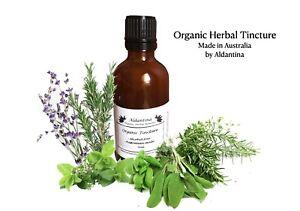 Organic Dandelion Tincture/Extract - alcohol free -