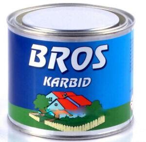 Karbid Calciumcarbid 15 - 35 mm 3 x 1kg (8,96 €/kg)