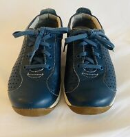 Dansko Womens Shoes Size 36 Blue In Color Lace Up