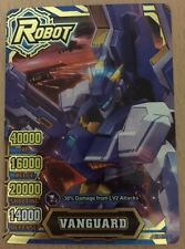 Hero Of Robots (HOR) Special Edition Gold Rare Card - VANGUARD