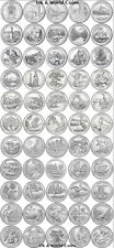 More details for 2010-2021 complete us atb national parks q bu dollar p/d/s mint coins pick yours