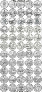 2010-2021 COMPLETE US ATB NATIONAL PARKS Q BU DOLLAR P/D/S MINT COINS PICK YOURS