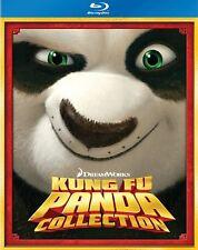 Kung Fu Panda 1 & 2 Blu-ray Collection Two Disc Box Set