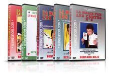 """DVD Bernard Bilis """"la magie par les cartes"""" (by downloading via Google Drive)"""