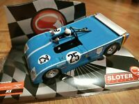 CAR COCHE SCX SCALEXTRIC DIGITAL SYSTEM LOLA T290 SLOTER 03