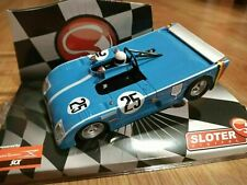 CAR COCHE SCX SCALEXTRIC DIGITAL SYSTEM LOLA T290 SLOTER 2