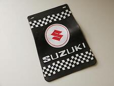 Suzuki GP GT125 GT185 GT380 Embossed Mud Flap Splash Guard Extension Rear Fender
