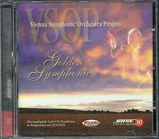 Vienna Symphonic Orchestra Project Golden Symphonic 24 Karat Bose Zounds Gold CD