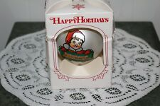 Vintage.Happy Holidays.Campbell'S Soup.1989.Ornament
