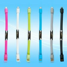 Ladekabel Datenkabel iPhone 5/5S/5C iPhone 6 ipad Armband Kabel schwarz