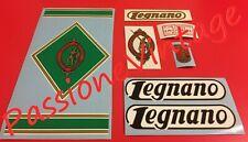 LEGNANO kit  BICI DA PASSEGGIO uomo/donna NERA decalcomanie/adesivi/stickers