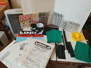 Vintage Linka Building Modelling System,00 Gauge,Moulds,Tools,Plans,See Photos!