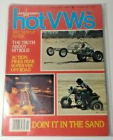 Dune Buggies and Hot VWs Magazine - October 1979 - Doin' It in the Sand