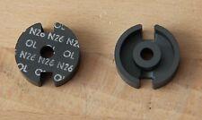 20Satz 40Halbschalen Siemens Schalenkern Ferritkern P22x13 AL3800nH g=0 B65661-D