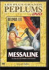 DVD ZONE 2--PEPLUM--MESSALINE--LEE/COTTAFAVI