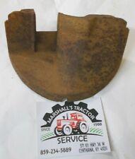 3571aa Ih 100 Side Dresser Hopper Back Cover Plate Farmall Super A 100 130 140