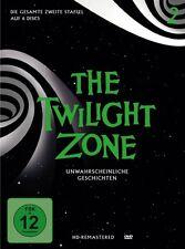 The Twilight Zone - Unwahrscheinliche Geschichten - 2 Staffel - 6 DVD Box