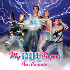 LES AVENTURIERS DE LA 4EME DIMENSION (MY SCIENCE PROJECT) - PETER BERNSTEIN (CD)