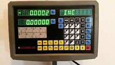 Gcs900 2d 2axis Digital Readout Dro For Mill Lathe Grinders