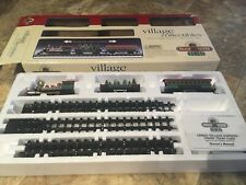 Lemax Village Express Christmas Village Train Set With AC/DC Power Adapter