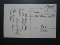 Germany 1941 Regensberg Feldpost Card - Z10091