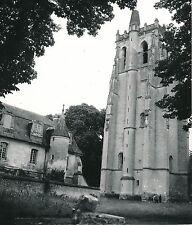 LE BEC-HELLOUIN c. 1950 - Le Clocher de L'Abbaye  Eure - Div 5475