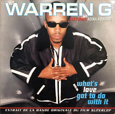 Warren G Featuring Adina Howard CD Single What's Love Got To Do With It (VG/VG)