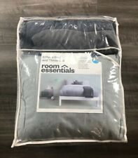 Room Essentials Bedding Set Gray Blue King New Bed In A Bag